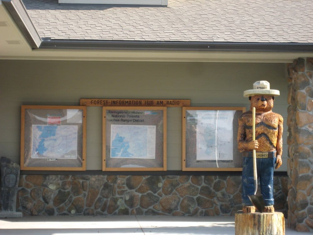 Naches Ranger District: 10237 US Hwy 12, Yakima, WA