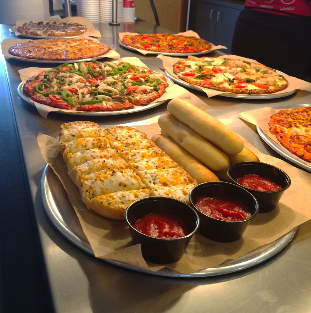 Donatos Pizza: 815 S Main St, Bellefontaine, OH