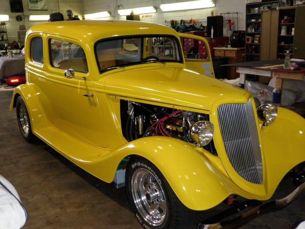 Don's Auto Interiors & Tops: 11937 S Cicero Ave, Alsip, IL