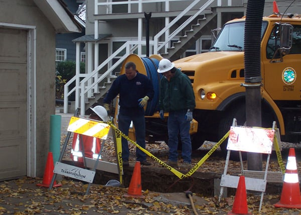 Affordable Trenchless & Pipe Lining