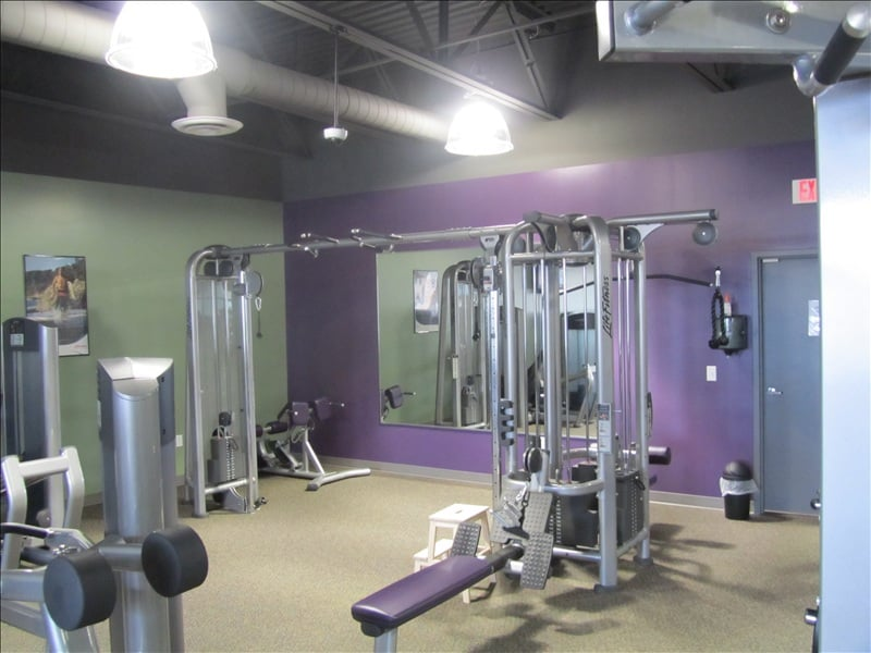 Anytime Fitness: 2170 Anderson Rd, Petoskey, MI