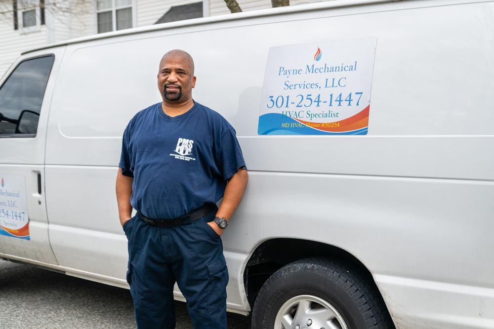 Payne Mechanical Services: Bowie, MD