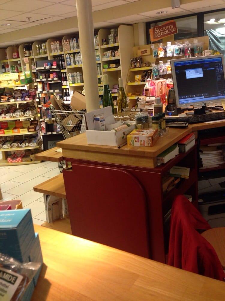 Dame Nature - Health Food - rue Saint Lambert 200, Woluwé