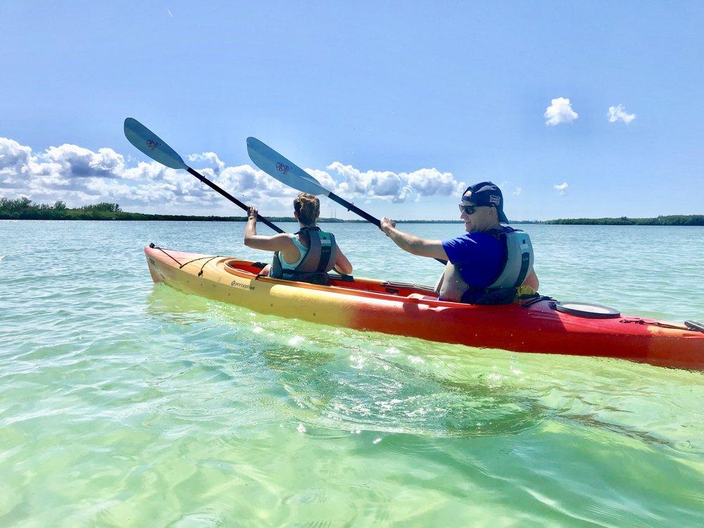 Coastal Kayak Charters: 1901 Pass-A-Grille Way, Saint Pete Beach, FL