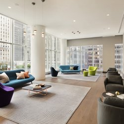 Photo Of Mila Luxury Apartments Chicago Il United States Social Lounge