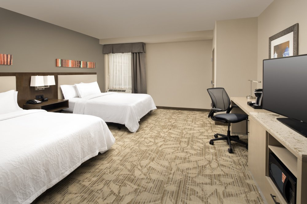 2 queen ada guest room yelp - Hilton garden inn san antonio downtown ...