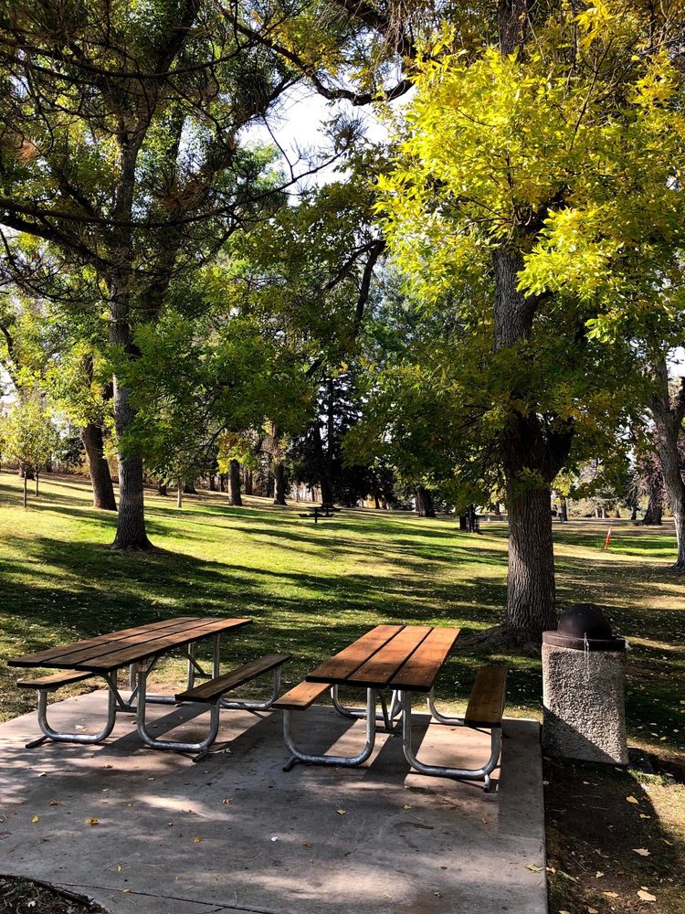 Social Spots from Giant Springs State Park