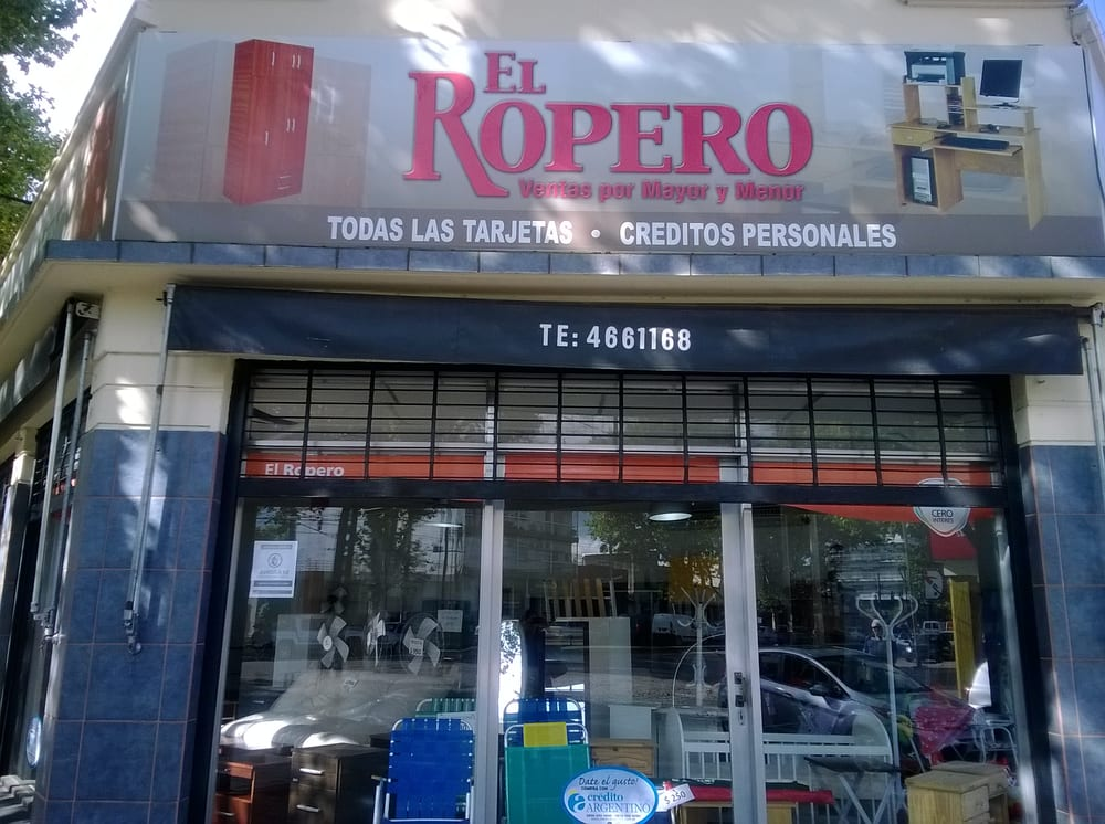 el ropero m bel san martin 5499 rosario argentinien telefonnummer yelp. Black Bedroom Furniture Sets. Home Design Ideas