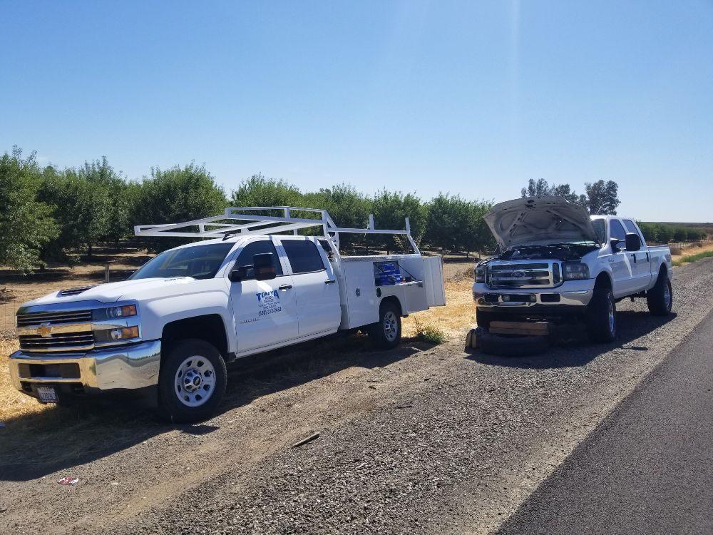 Tonaya Road Service: Arbuckle, CA