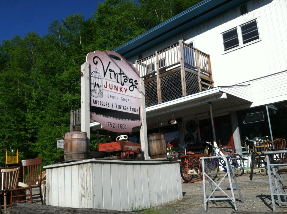 Vintage Junky: 680 Glen Ave Rt 16, Berlin, NH