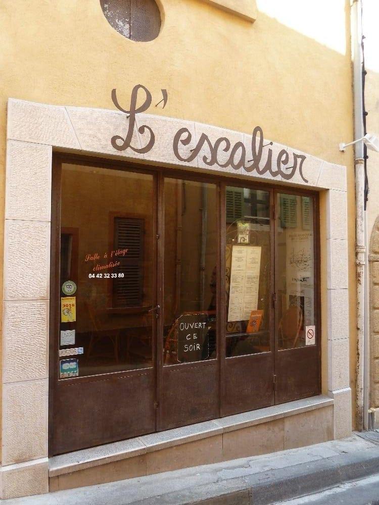 Restaurant Cassis Rue Frederic Mistral