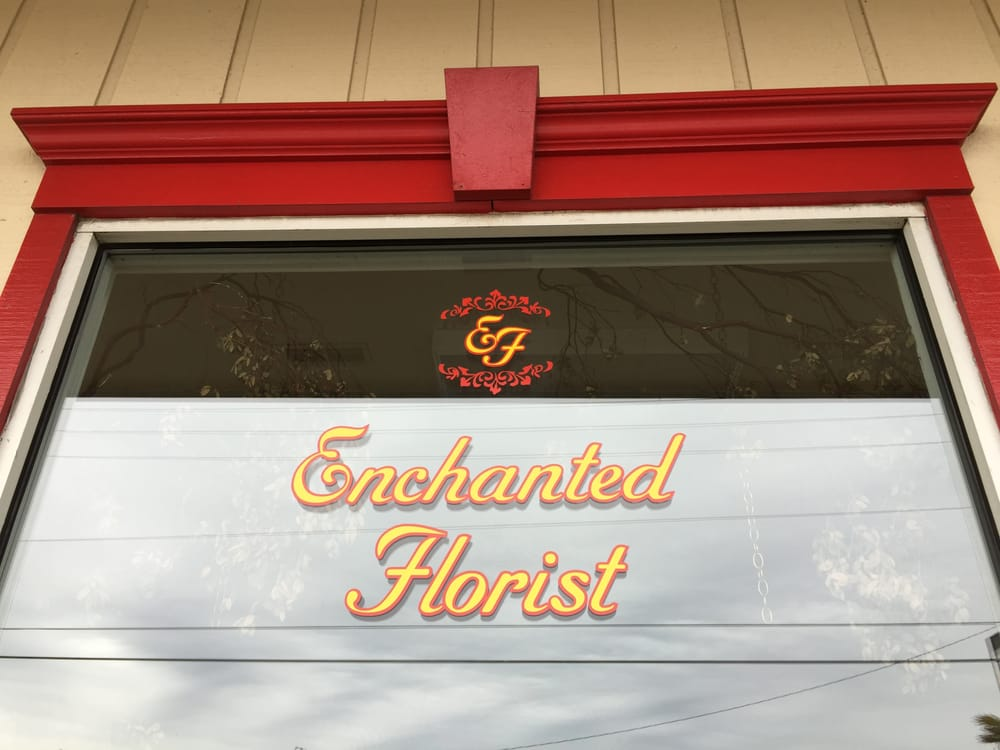The Enchanted Florist: 909 3rd St, Crescent City, CA