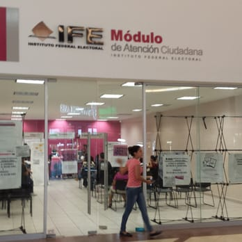 Ife Modulo De Atencion Ciudadana Government Public
