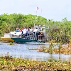 Loxahatchee Everglades Airboat Tours And Rides Parkland Fl
