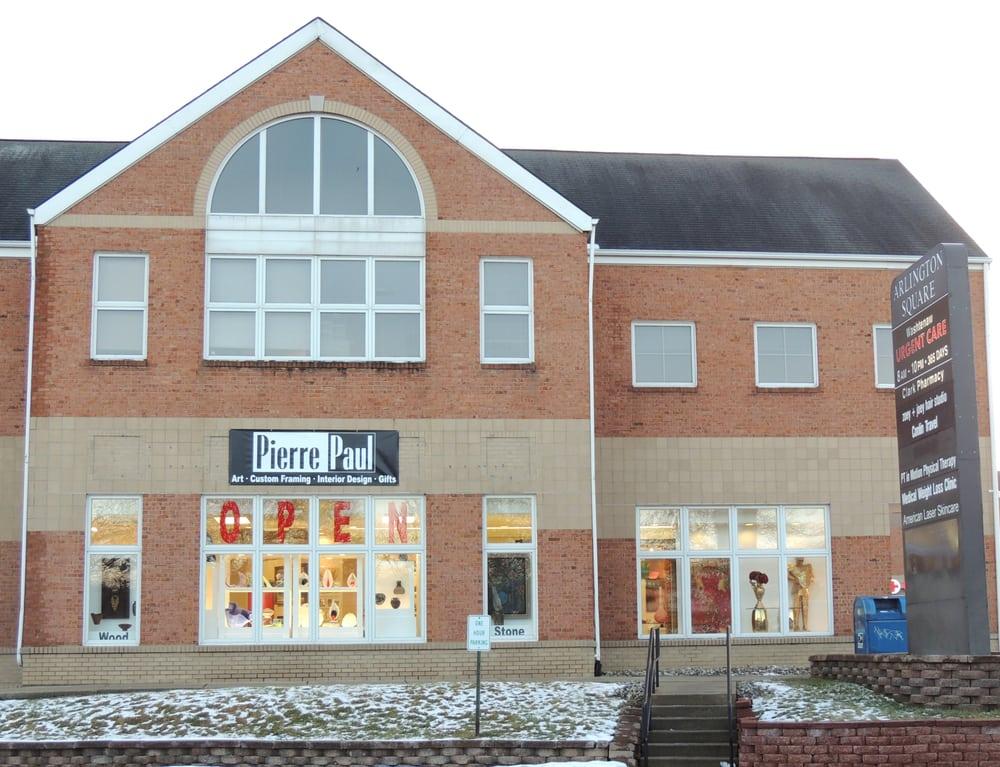 Pierre Paul Design - Art Galleries - 3252 Washtenaw Ave, Ann Arbor ...