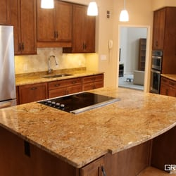 Photo Of GranitePro   Sykesville, MD, United States. Golden Fantasy Granite  Countertops.