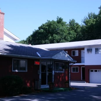 Photo Of Red Ranch Motel Catskill Ny United States Front Office