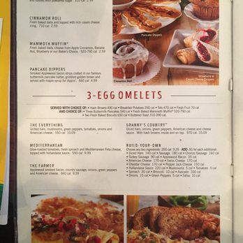Perkins Breakfast Menu Prices