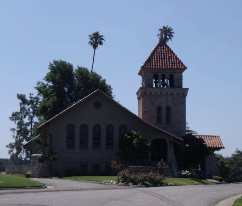 Haunted Places In Whittier California: Photos For Inglewood Cemetery Mortuary