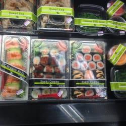 Jfe Sushi Bar In Kroger Sushi Bars 1802 N Pointe Dr Durham Nc