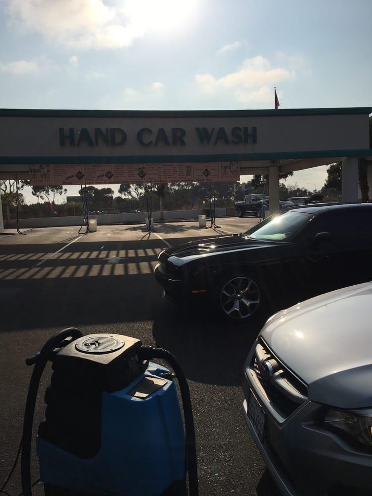 Palomar Car Wash Carlsbad