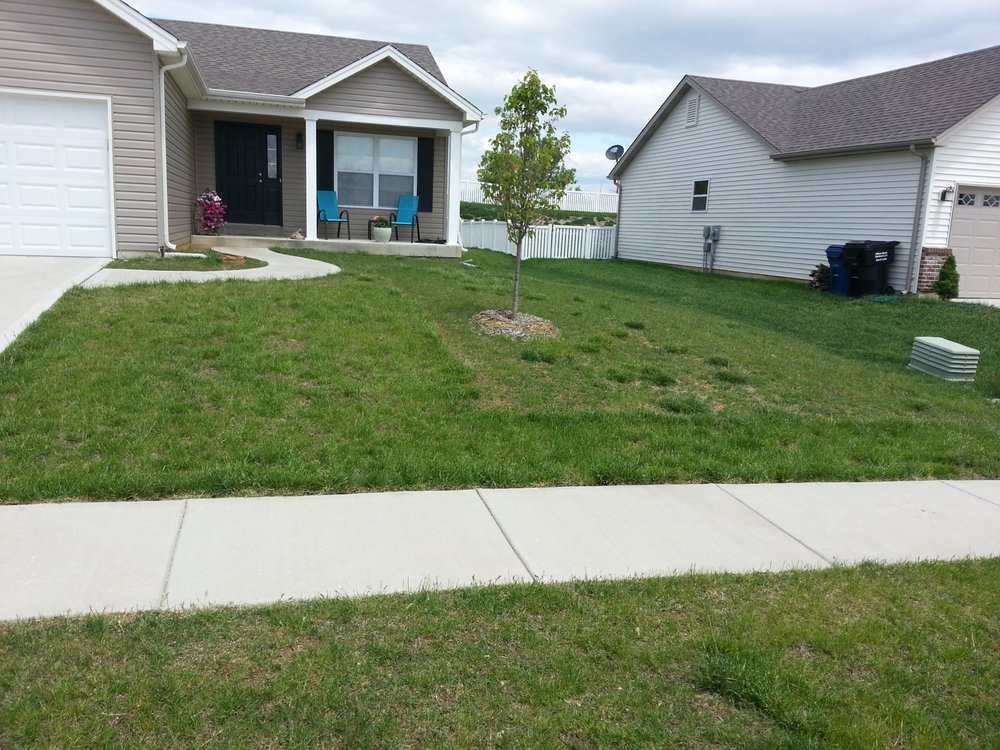 Best Lawn Care: 8595 Orf Rd, Wentzville, MO