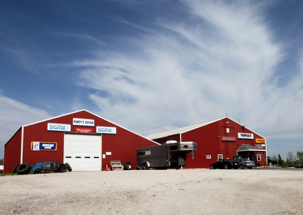 Randy's Repair: 12885 SE US Hwy 169, Gower, MO