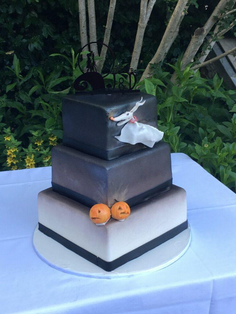 Dani and jakes wedding cake Yelp