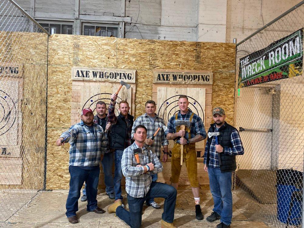 Photo of Axe Whooping: Denver, CO
