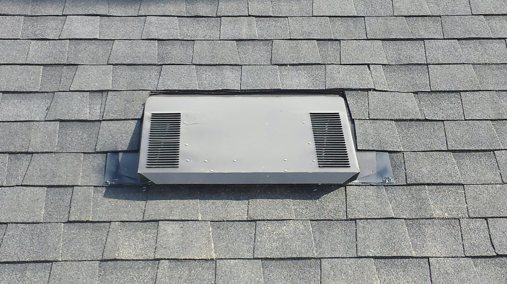 Photo of BP Custom Roofing - Aliso Viejo CA United States. Ou0027 & Ou0027Hagin low profile composition shingle attic vent - Yelp