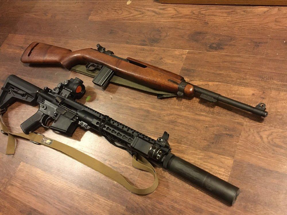 Aaron's Gun Cabinet: 8504 Macarthur Dr, North Little Rock, AR