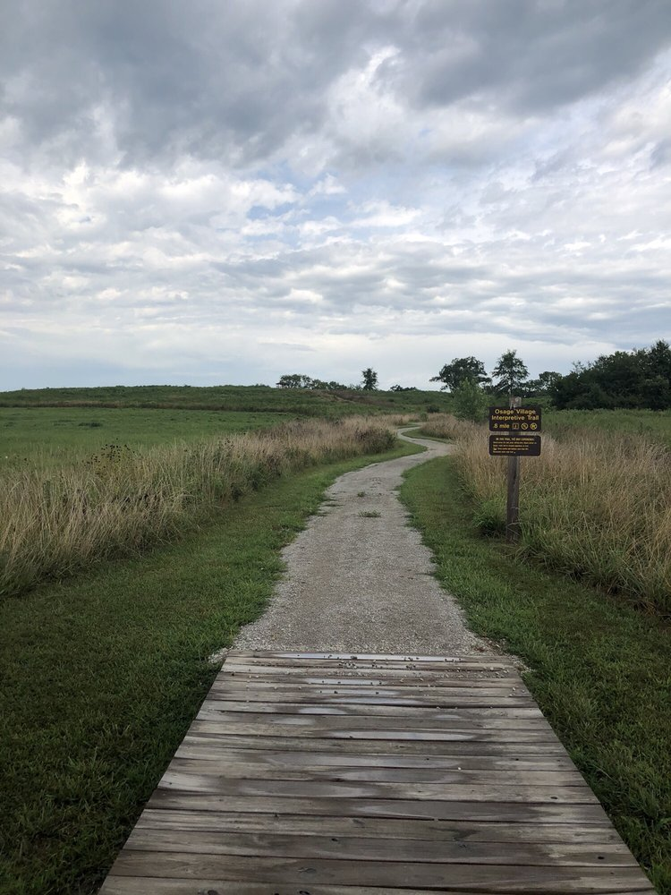 Osage Village State Historic Site: Lamar, MO