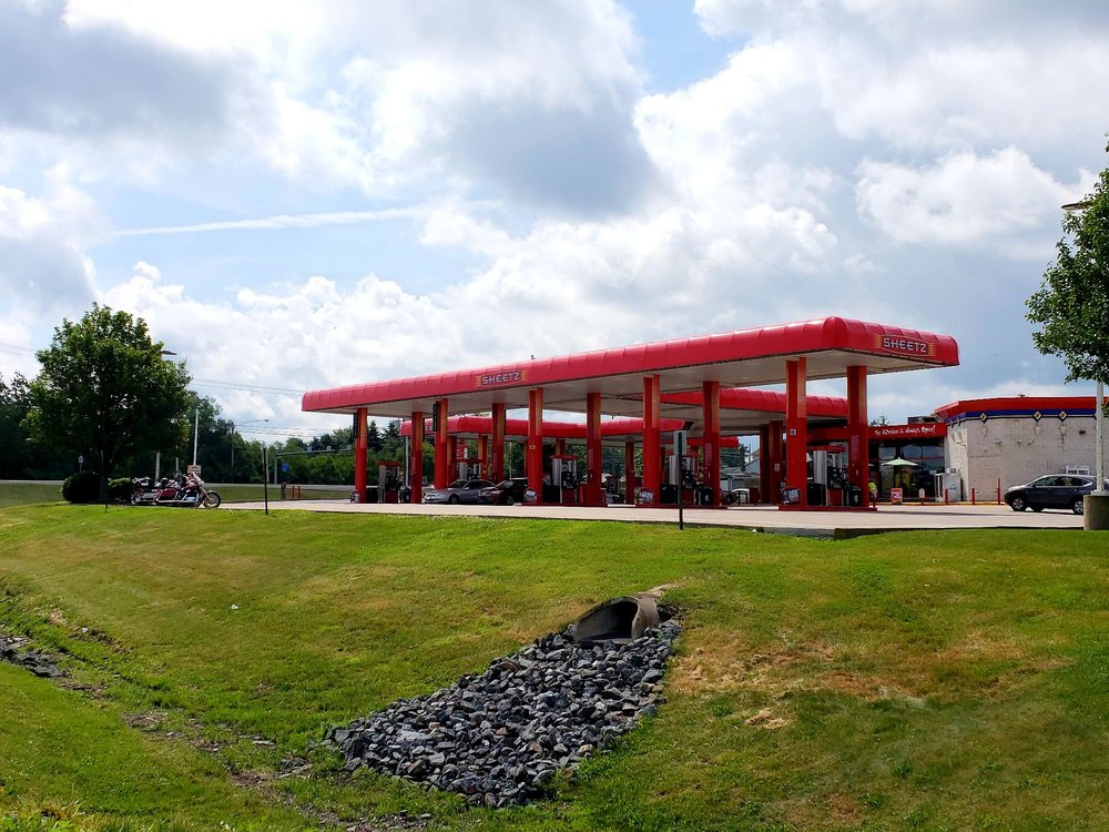Sheetz: 101 Airport Rd, HAZLE TOWNSHIP, PA