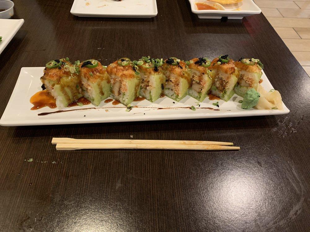 TOMO Hibachi & Sushi: 5466 St Croix Trl, North Branch, MN
