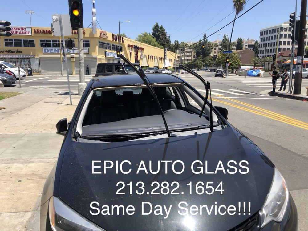 Epic Auto Glass