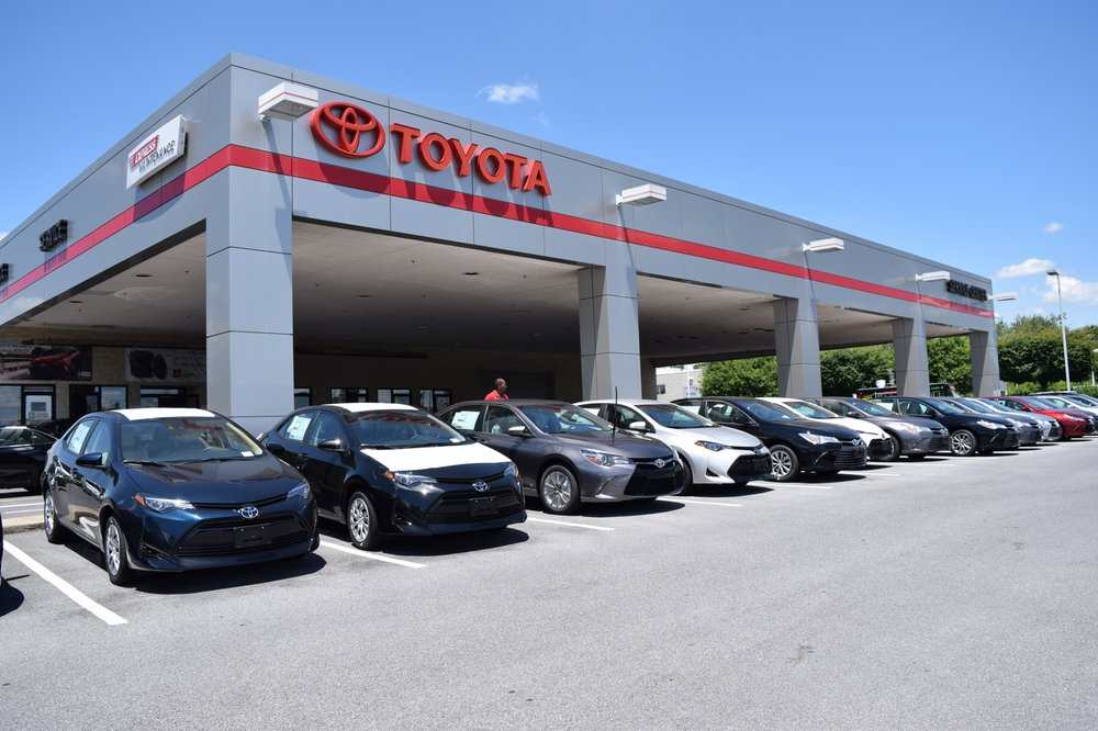 17 Photos For Darcars 355 Toyota Of Rockville