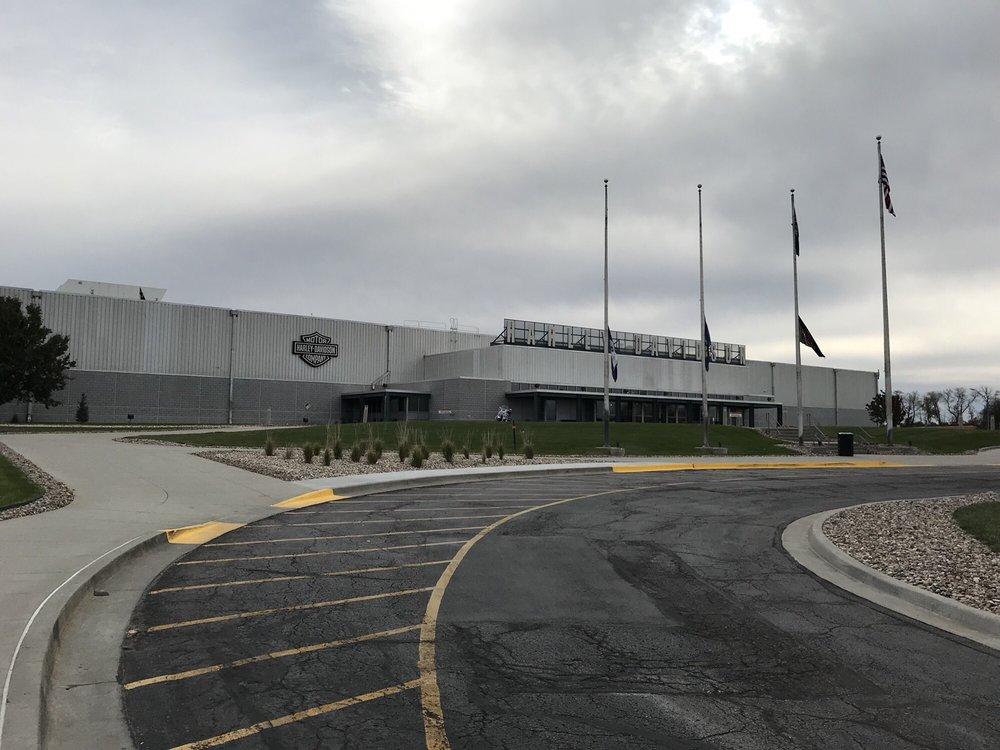 Harley-Davidson Factory Tour