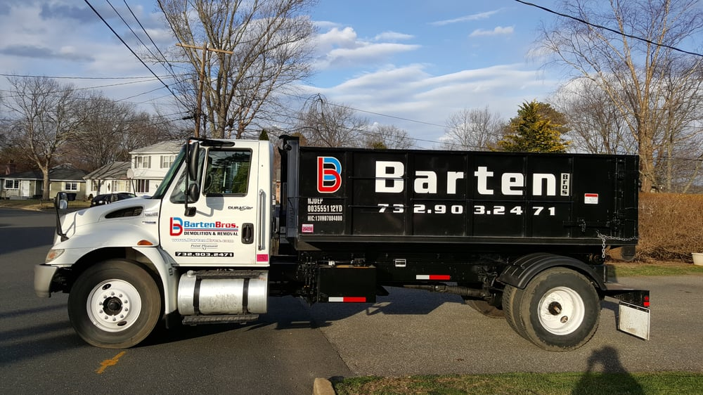 Barten Bros. Junk Removal & Clean Up: Point Pleasant, NJ