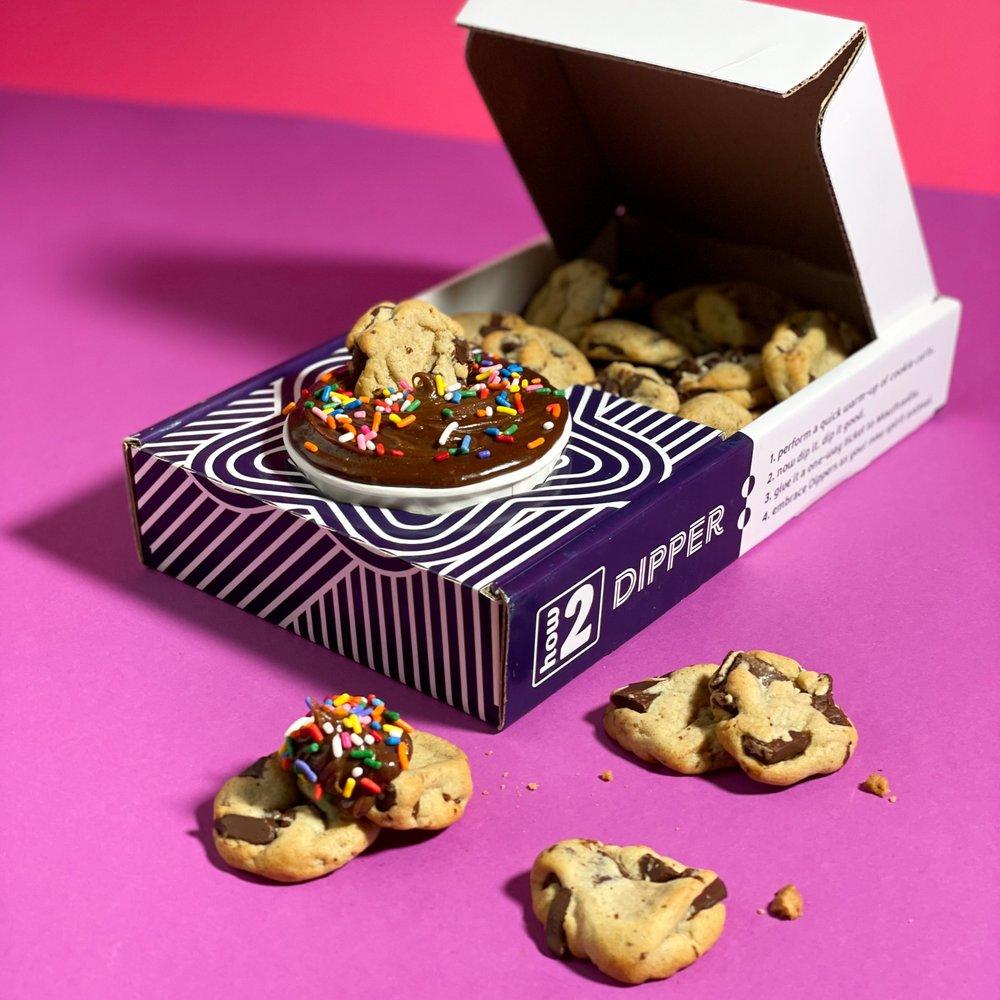Insomnia Cookies: 1301 University Ave, Lubbock, TX