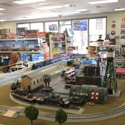 Annabelle's Model Train Store - CLOSED - Hobby Shops - 909