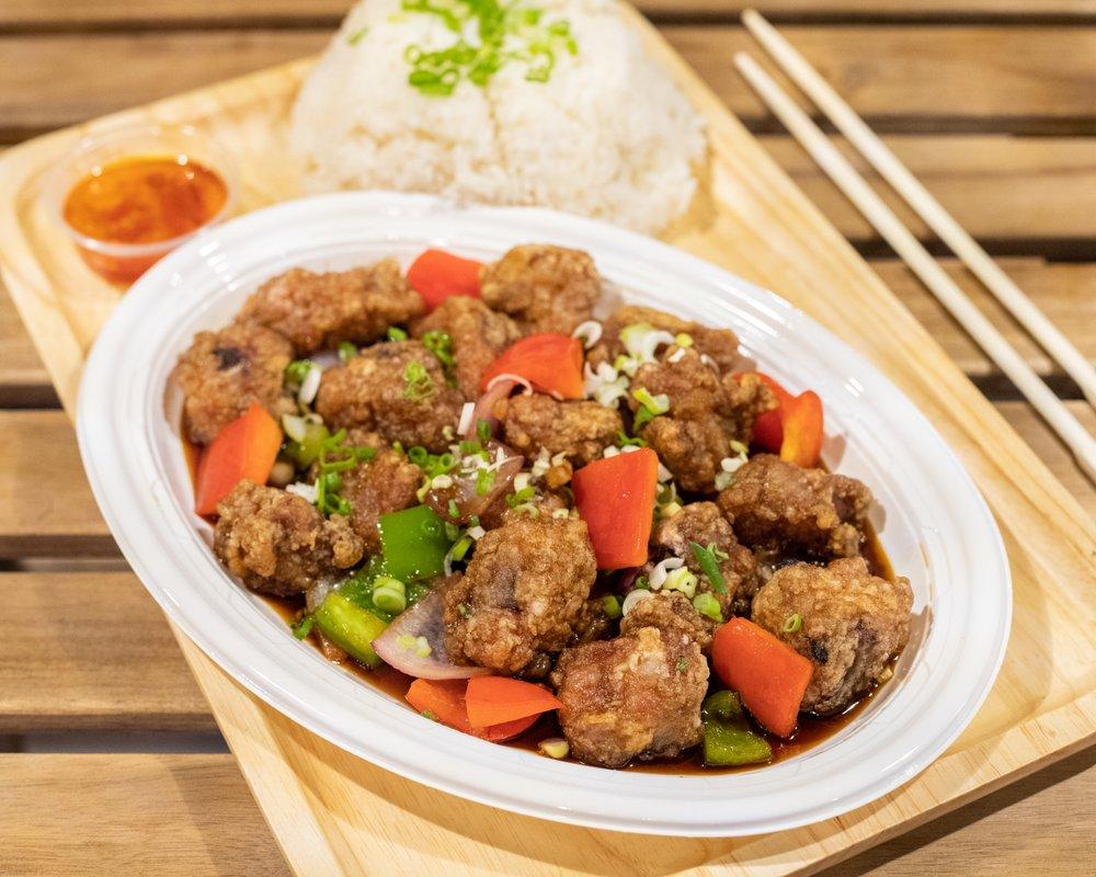 Sovereign Poke, Boba, Asian Kitchen: 1345 W Palmetto Park Rd, Boca Raton, FL