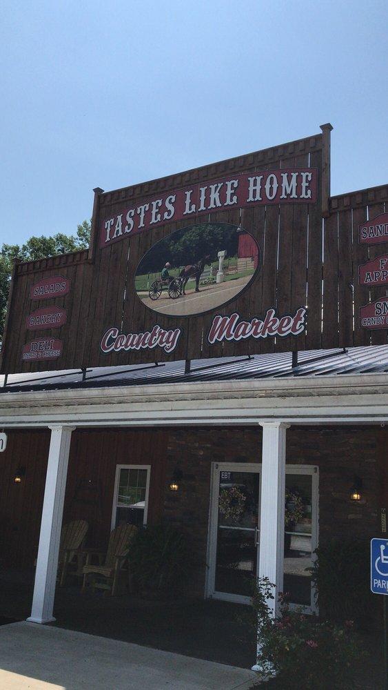 Taste Like Home: 8217 Marshall Ridge Rd, Greensburg, KY