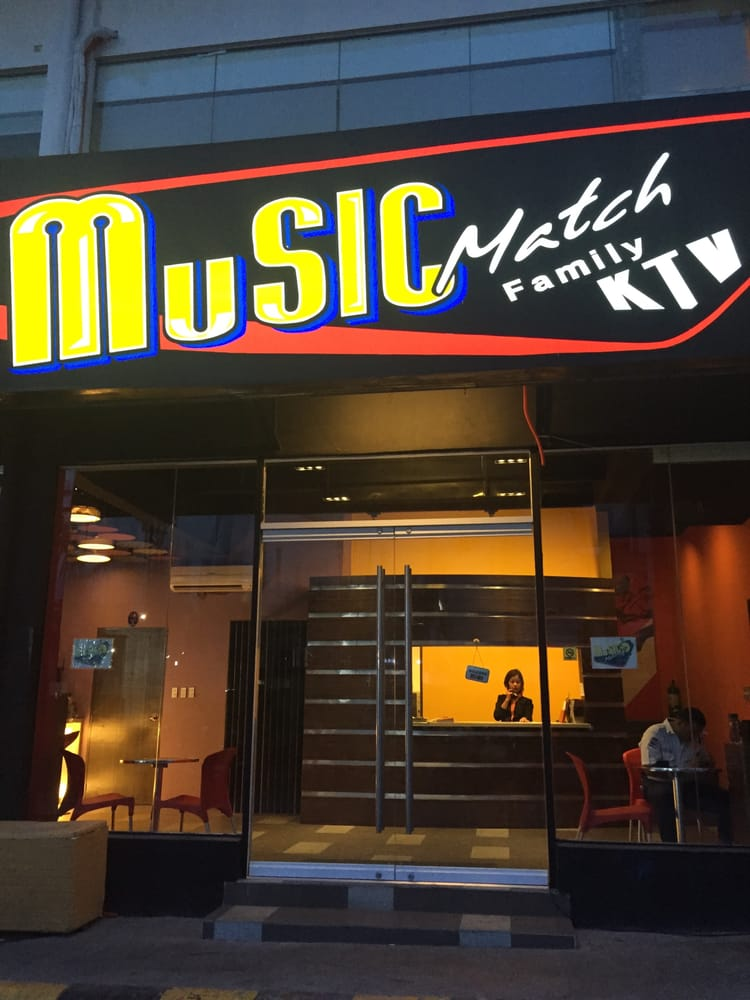 Music Match Family Ktv Karaoke Ortigas Home Depot Dona Julia Vargas Avenue Pasig City