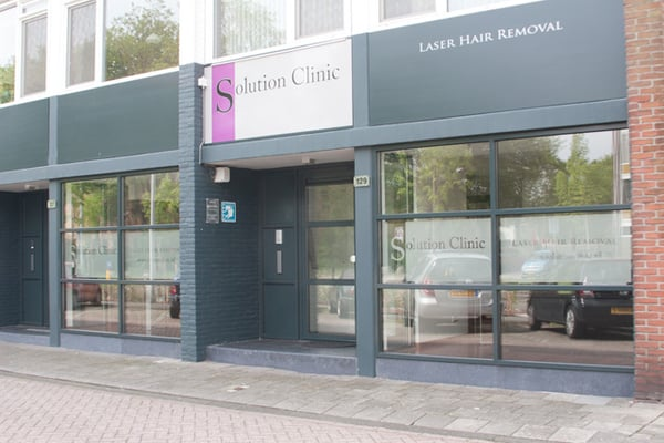 Solution Clinic Ontharen Amsterdam - Hair Removal - Van