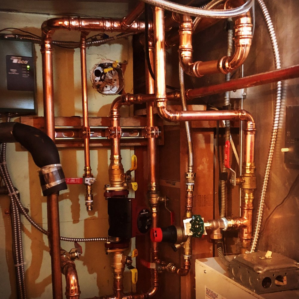 Abundant Heating and Air Conditioning