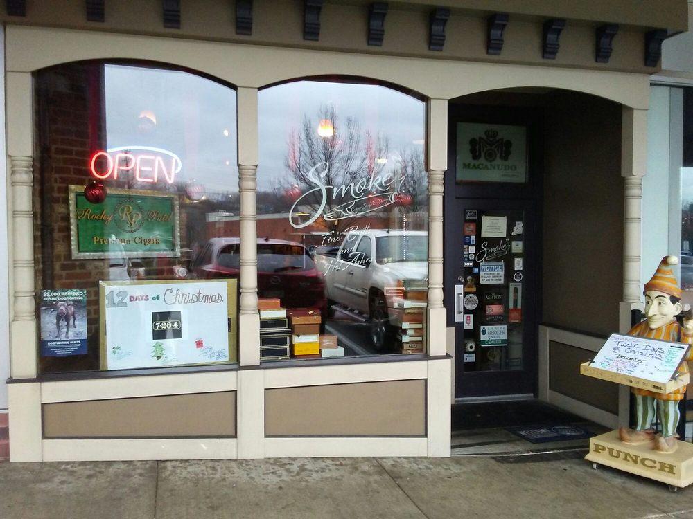 Smoke Cigar Shop & Lounge