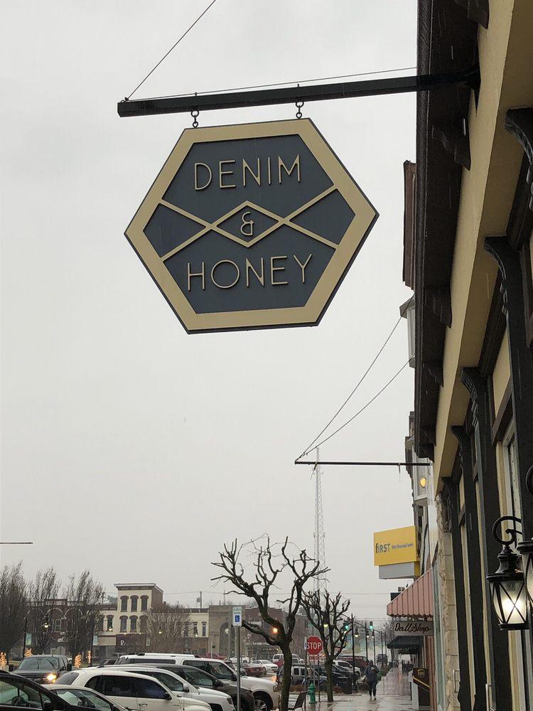 Denim & Honey: 217 N Broadway St, Greensburg, IN