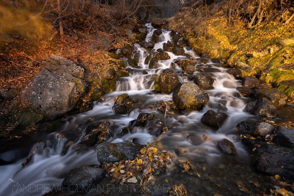 Falls Creek Trail: Mile 1056 Seward Hwy, Anchorage, AK