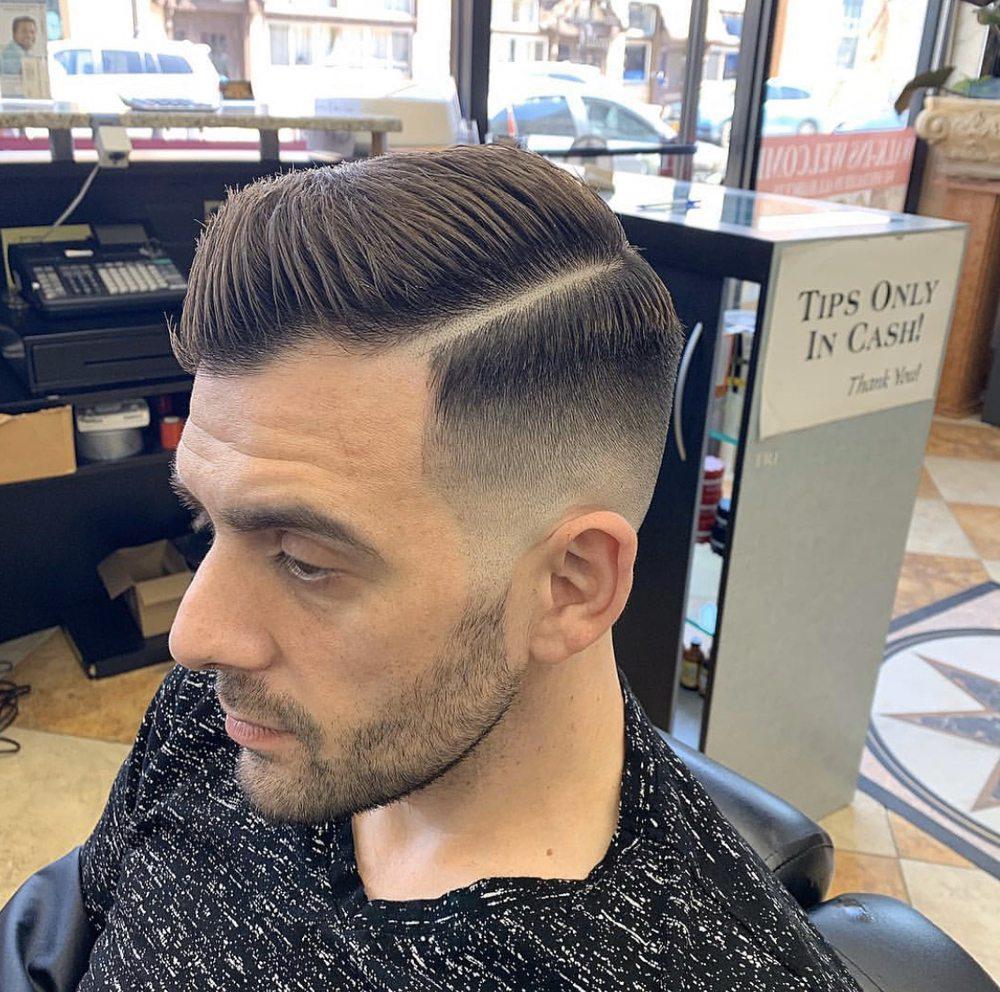 Roman's Barber Shop: 185 Post Ave, Westbury, NY