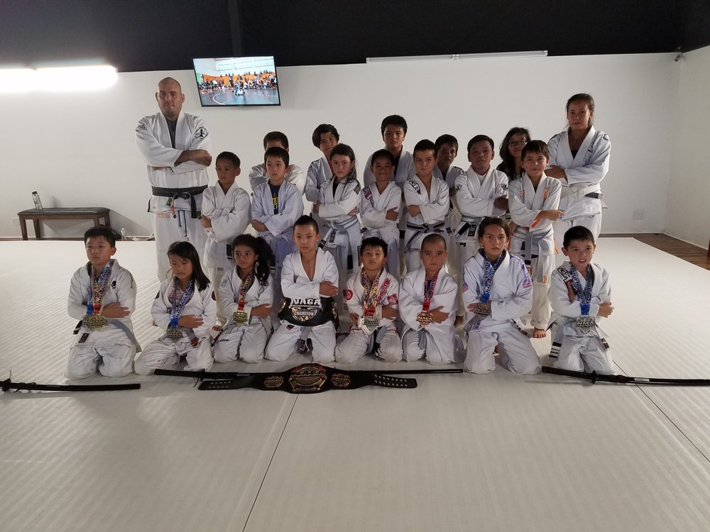K-Team Martial Arts
